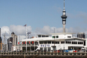 Royal NZ Yacht SquadronWesthaven MarinaAuckland